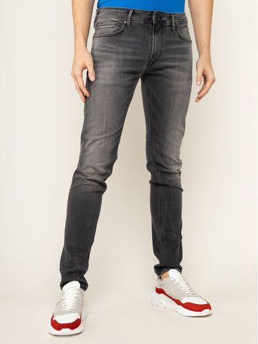Pepe Jeans Jeansy Slim Fit Stanley PM201705 Szary Slim Fit 239.00PLN