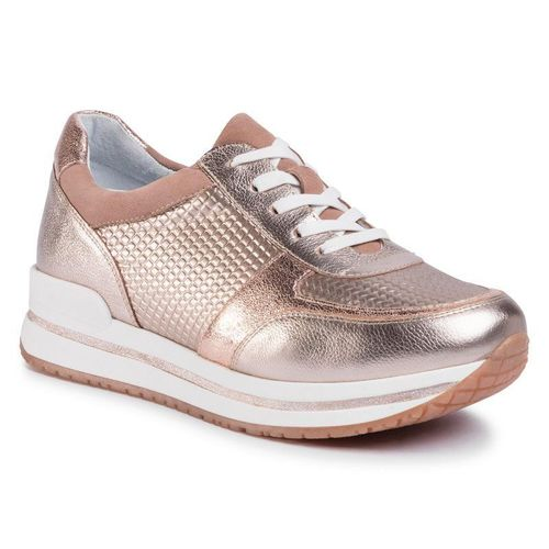 Sneakersy GINO ROSSI - RST-LIKE-01 Golden 259.99PLN
