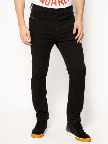 Diesel Jeansy Tapered Fit D-Eetar 00SQLY 069KH Czarny Tapered Fit 489.00PLN