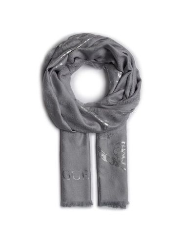 Guess Szal Not Coordinated Scarves AW8469 MOD03 Szary 259.00PLN